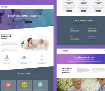 Matrix Medical – B2B